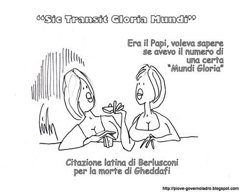 Mundi Gloria by Livio Bonino