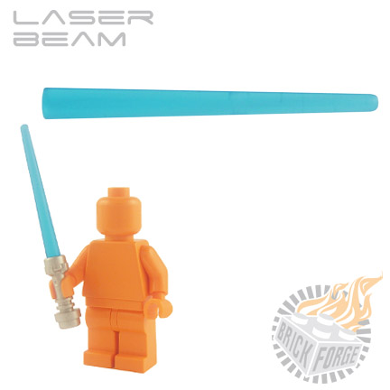 Laser Beam - Trans Light Blue