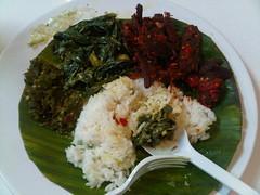 Nasi Padang - Sari Ratu
