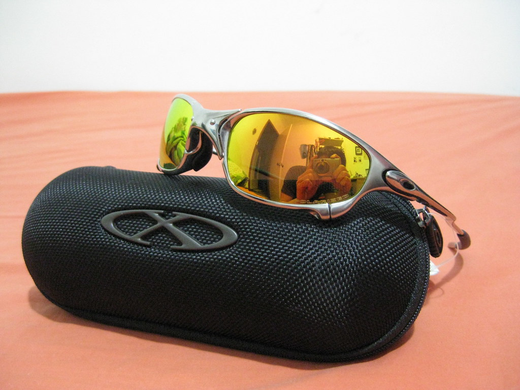 823899a92 Oculos Oakley X Squared Juliet Double X « One More Soul