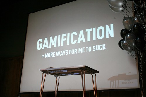Gamification by nicolasnova, on Flickr