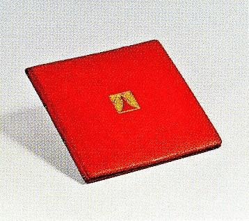 10.19ウィーン工房展「メニューホルダー」 by Poran111