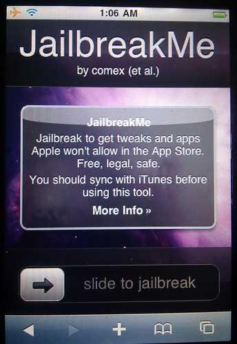iPhone 2G Jailbreak