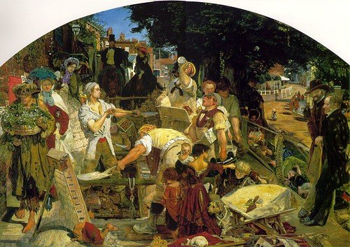 Ford Madox Brown - Work