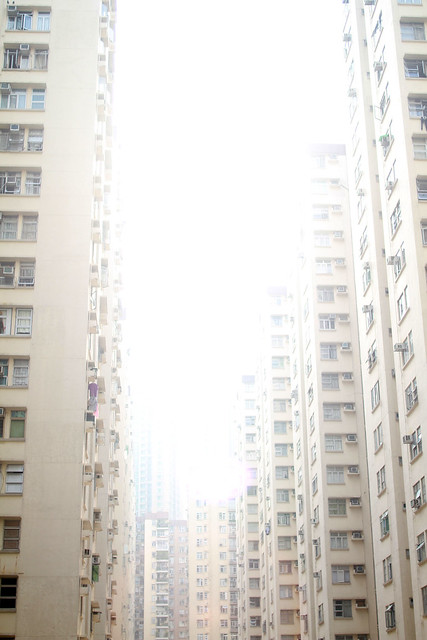 Hong  Kong Neighborhoods - Mei Foo Sun Chuen