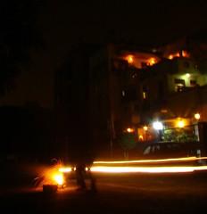 Diwali in Delhi (Adrakk) Tags: india festival fireworks cracker diwali firecracker ptard inde feudartifice pataka dipavali