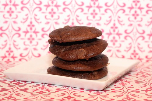 chocolate buttermilk cookies