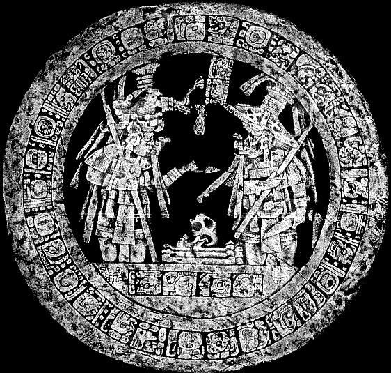 Tikal Altar 5