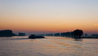 Kort voor zonsopgang - Just before sunrise