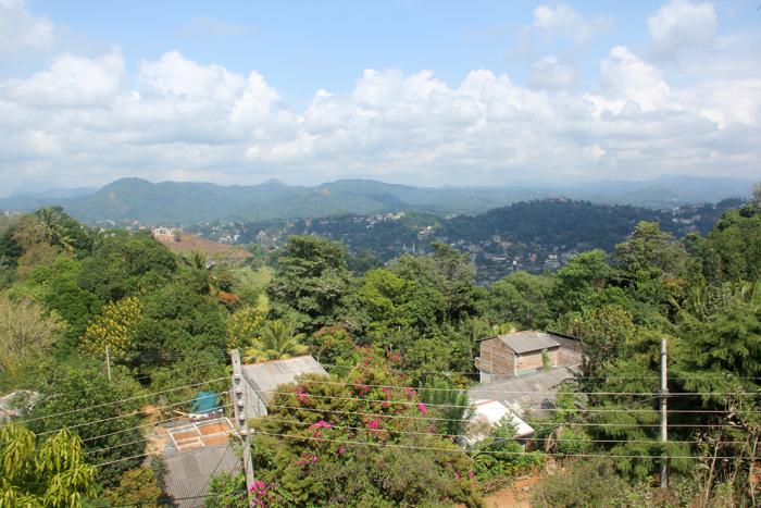Hills of Kandy, Sri Lanka
