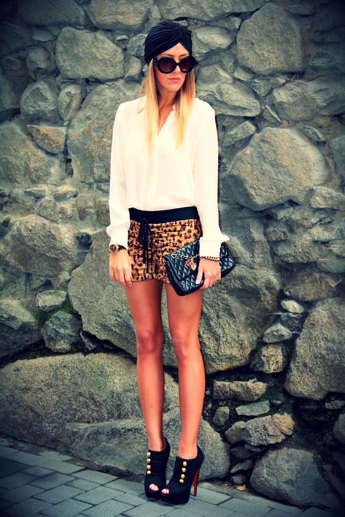 leopardshorts
