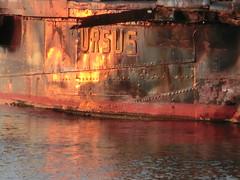 l'Ursus al tramonto
