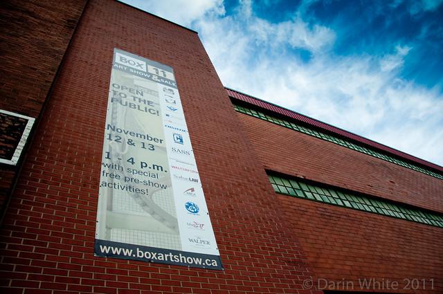 BOX11 banner on Rumpel 26