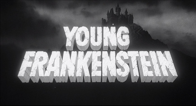 title young frankenstein