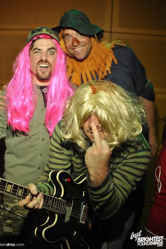 10:29:2011 Halloween BYT Newseum -75