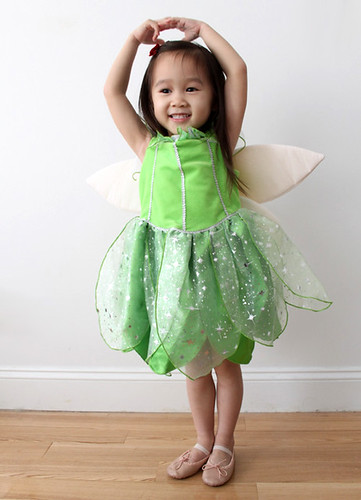 My little Tinkerbell.
