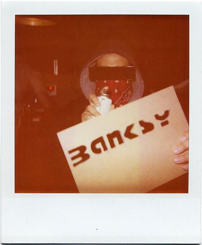 Halloween 2011 polaroid