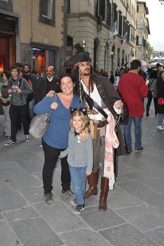 L'immancabile Jack Sparrow