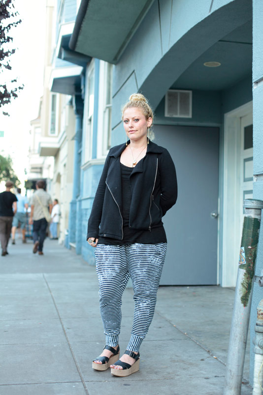 stripepants - san francisco street fashion style
