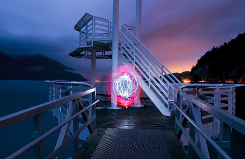 Porteau Cove Orb  by petetaylor
