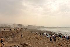 Casablanca (rafal ziejewski) Tags: ocean africa city travel sea view atlantic morocco maroc casablanca maroko afryka عرق الشبي ziejewski