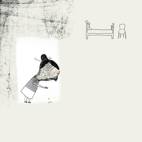 princess & pea by Yaelfran