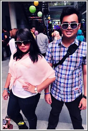 #OctTwtFest-Shara & Akmal