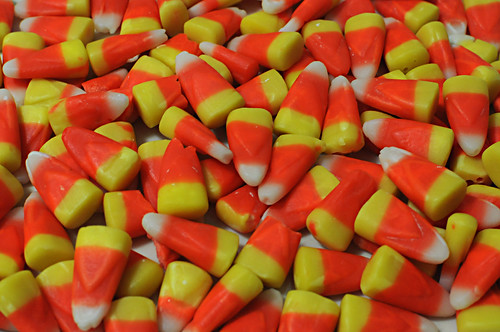 Day 303 - Candy Corn by Tim Bungert