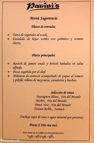 Restaurante Panini's