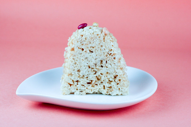 Rice Krispy Bundt - I Like Big Bundts 2011