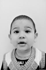 InsideOut Project (part 2) (mariotomic.com) Tags: boy portrait bw kid serbia surprise belgrade sigma30mmf14exdchsm