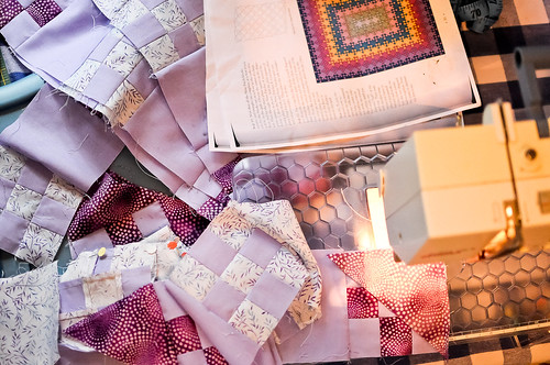 Angelune's quilt project