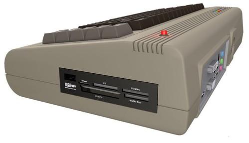 "Az ""új"" Commodore 64 #4"