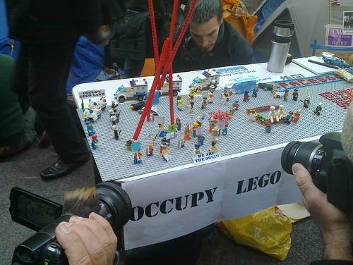 Occupy Legoland!