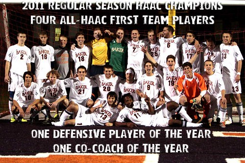 2011 HAAC Postseason Awards