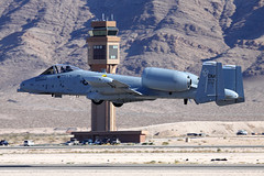 A-10 with a LOW pass (JetImagesOnline) Tags: demo jet airshow usaf warthog a10 thunderbolt nellis aviationnation fairchildrepublic