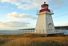 DGJ_4682 - Neil's Harbour Lighthouse (archer10 (Dennis) (74M Views)) Tags: park lighthouse canada island highlands nikon novascotia free national capebreton dennis jarvis d300 iamcanadian 18200vr neilsharbour freepicture 70300mmvr dennisjarvis archer10 dennisgjarvis wbnawcnns
