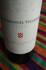 Don Manuel Villafañe CS 2010 Estate