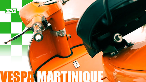 VESPA Spirit in Martinique on Vimeo by 5mars by Pistol Pete Photo