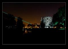 GLOW: FORUM OF LIGHT IN ART AND ARCHITECTURE (Arie van Tilborg) Tags: light glow eindhoven projection laser tu tue lichtstad lichtfestival eindhovencityoflight arievantilborg