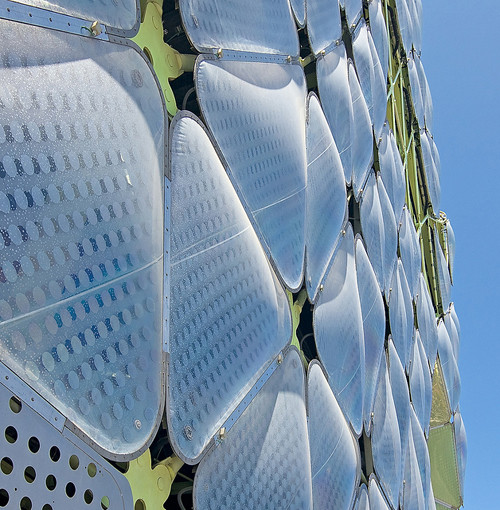 Media-TIC Best Building 2011 of the World by the WAF
