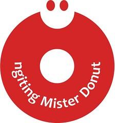ngiting mister donut