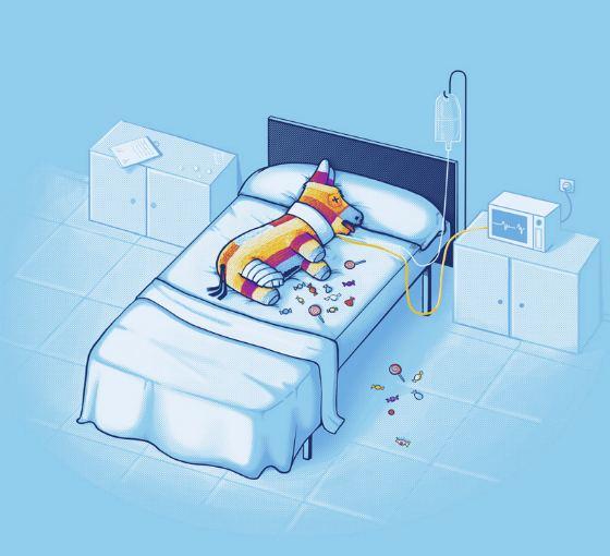 ilustraciones graciosas