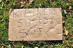Homeless Cardboard Signs Signs Homeless Cardboard