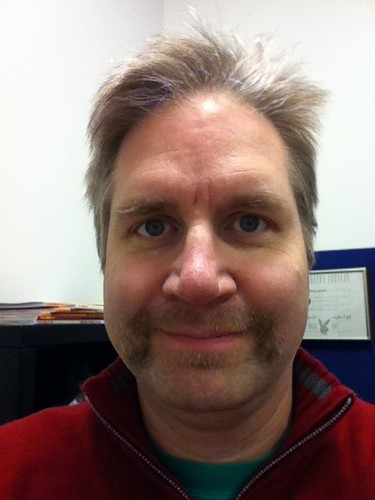Movember - Day 17