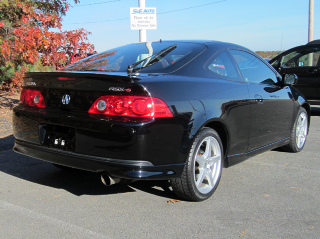 2005 acura rsx coupe manual cars autos vehicles sports