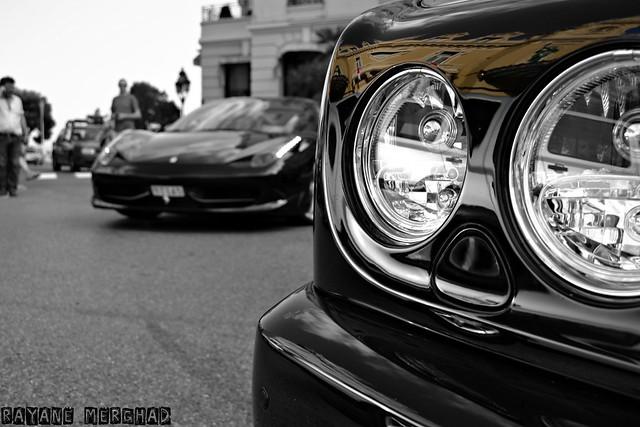 cars car t italia ferrari series vs bentley arnage 458 mulliner rayane merghad