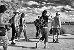 Canberra photowalk (screenstreet) Tags: tamron2875mm lakeburleygriffin tamron2875mmf28 silverefexpro photowalkcanberra