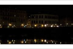 piazza goldoni (g_u) Tags: river florence fiume firenze luci arno gu notte ugo notturno riflesso ponteallacarraia lungarnoamerigovespucci piazzacarlogoldoni
