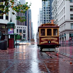 California Str Cable Cart